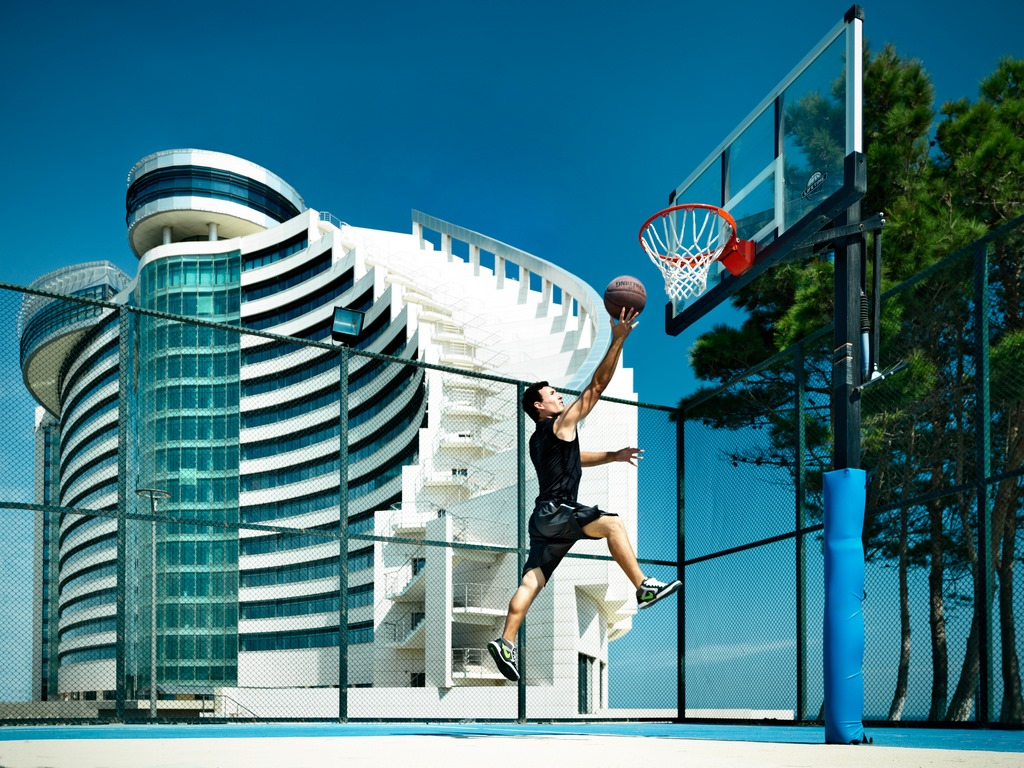 Affordable Luxury by the Beach hotel in Baku
