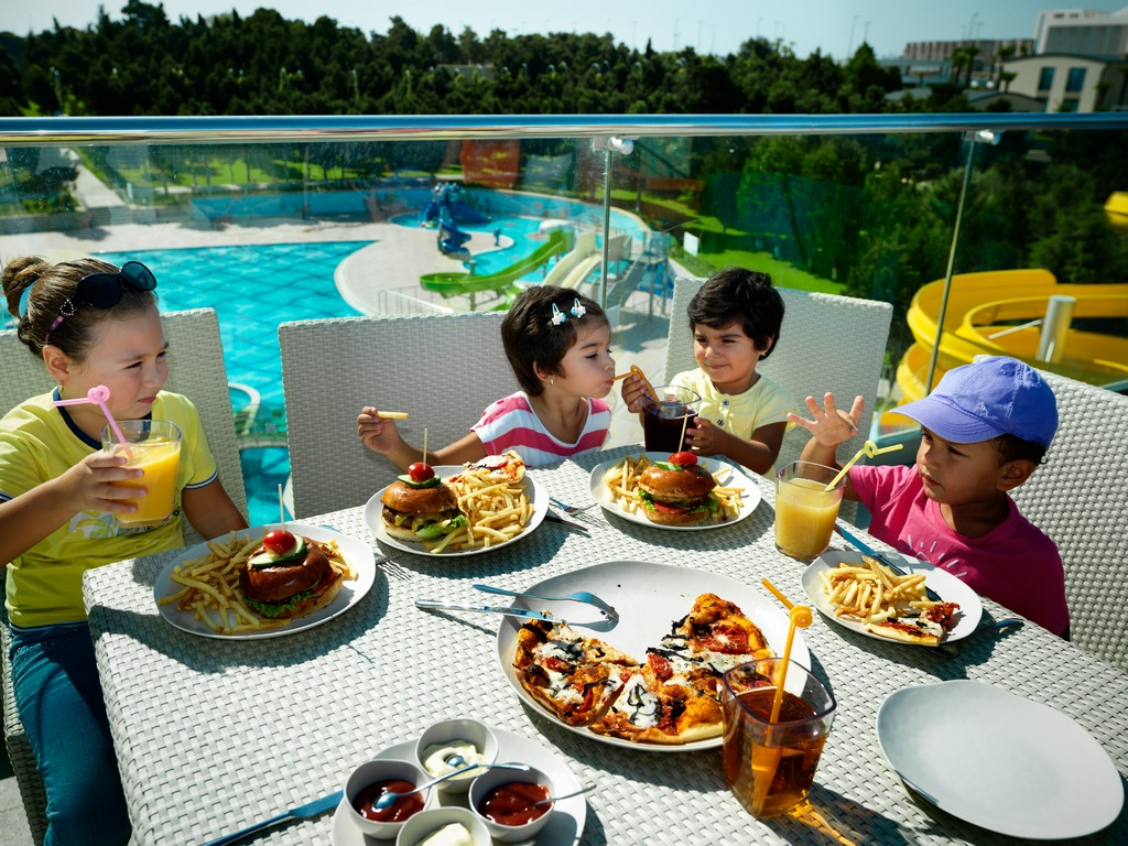 Waterpark Cafe